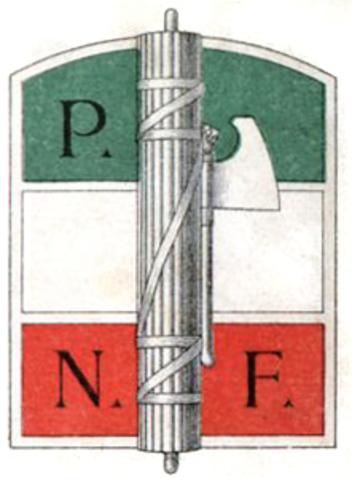 Criação do Partido Fascista Italiano