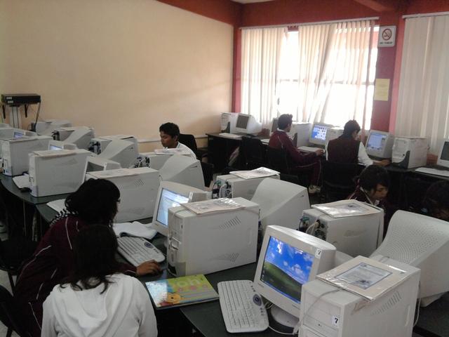 Laboratorio con Internet