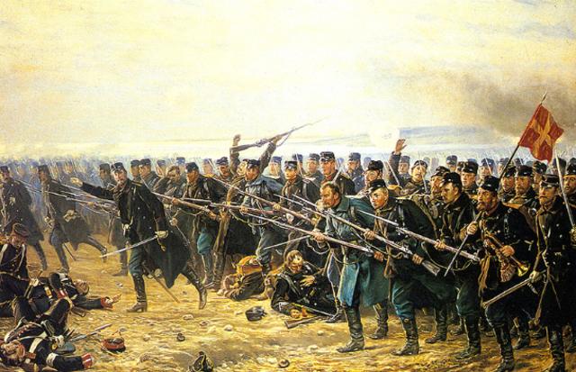 Krig mod Preussen