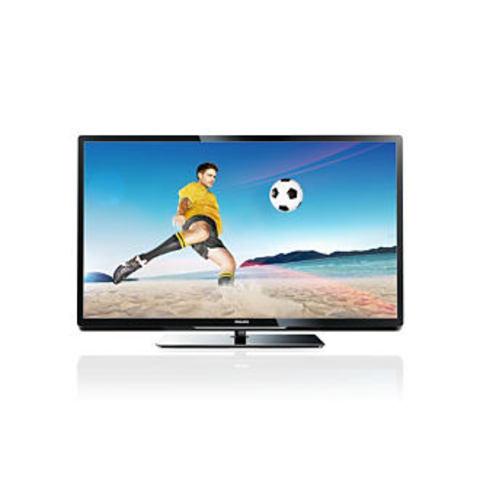 TV HD, pantalla plana, internet y bla, bla