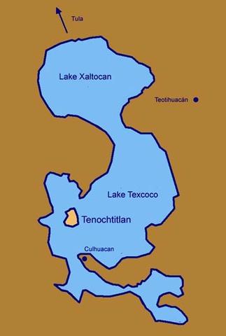 Lake Toxcoco