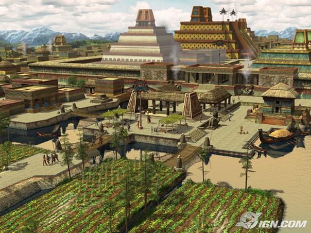 Tenochtitlán Began