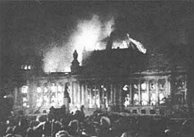 Incêndio do Reichstag