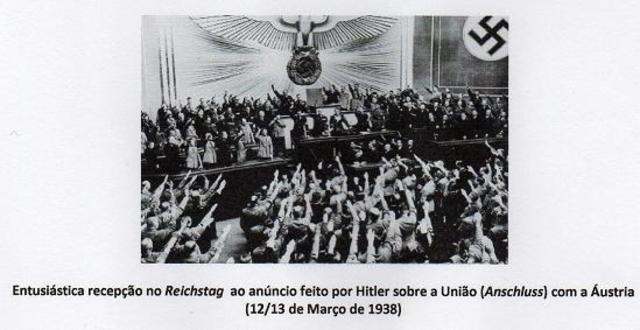 Anschluss com a Áustria