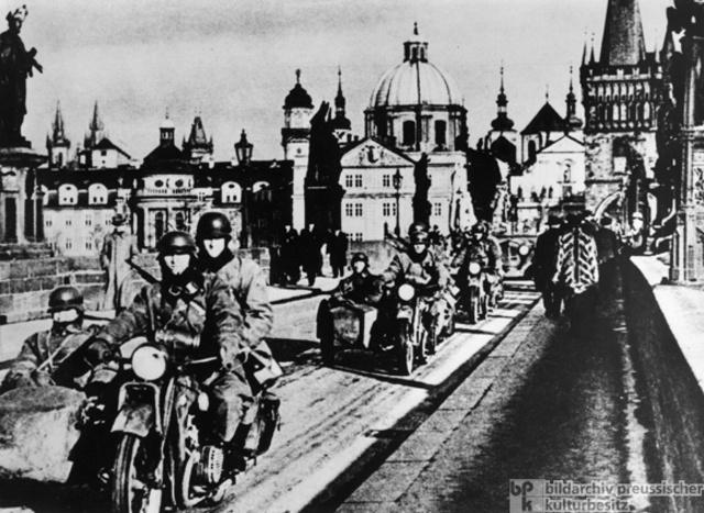 Ocupação da Checoslováquia