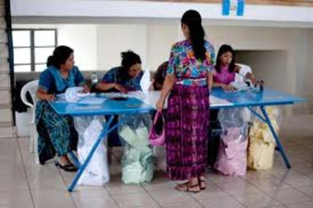 Programa Especial de la OEA para la Consolidación democrática, Paz, Reconstrucción y Reconciliación en Guatemala