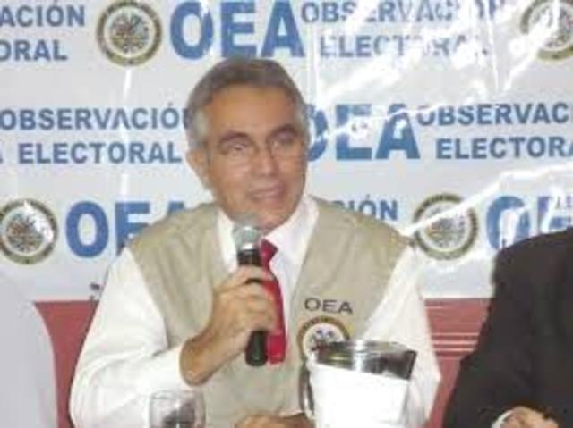 Programa de Apoyo de la OEA para el Fortalecimiento de las Instituciones Democráticas en Guatemala