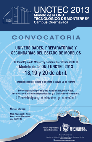 UNCTEC 2013