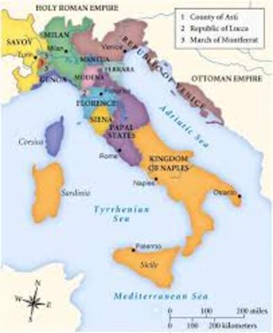 Venice & Genoa