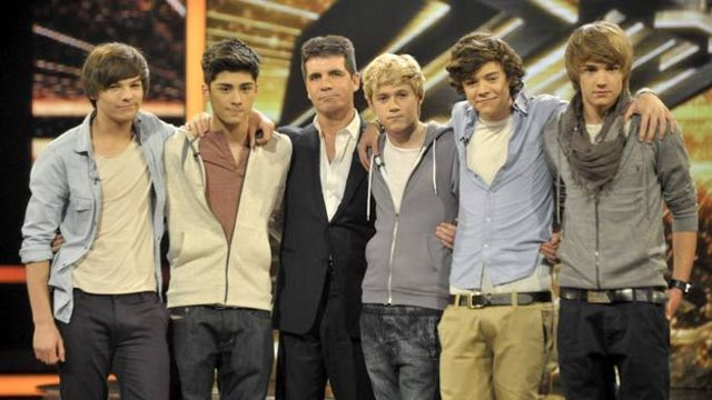 One Direction X-Factor Finale