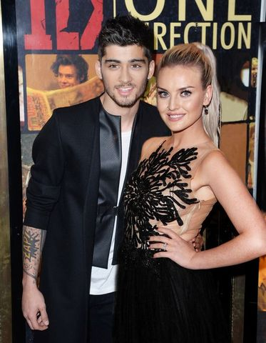 Zayn and Perrie announce their engagement