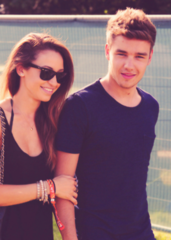 Liam and Danielle Paezer make it offical