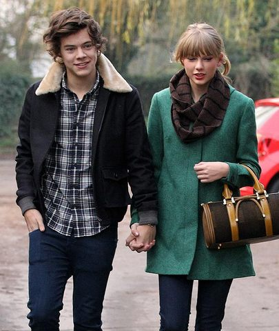 Harry and Taylor Swift make it offical