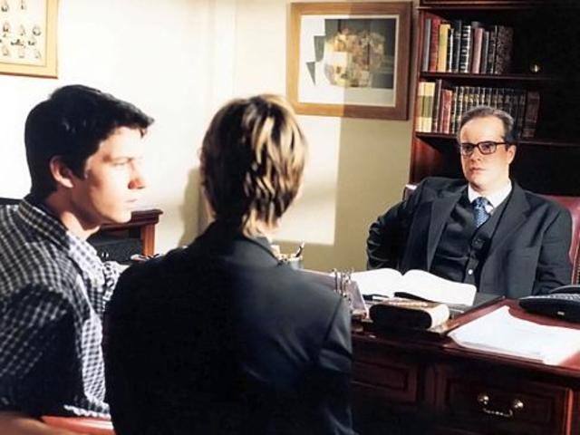 Série de TV: «Segredo de Justiça»