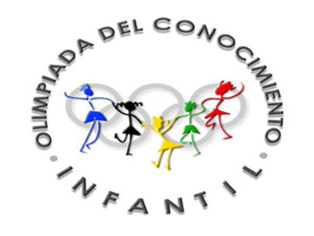 1° Concurso de la olimpliada infantil