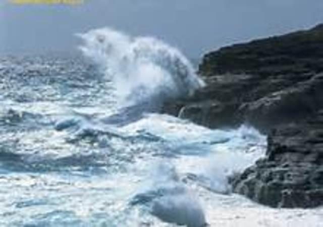 Elevacion del mar