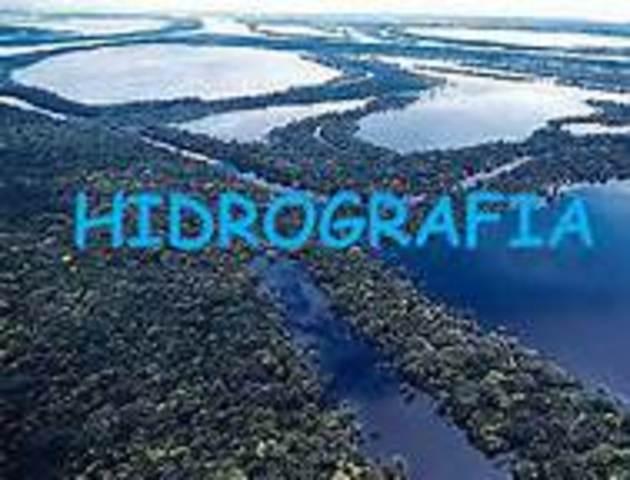 Hidrografia del pueblo Arroyo