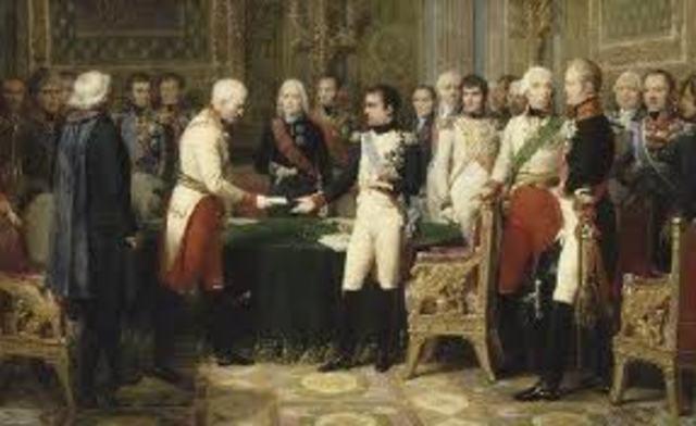 Treaty of Lunéville.