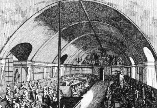 Jacobins Revolt