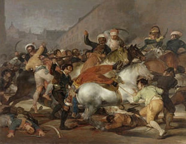 Dos de Mayo Uprising