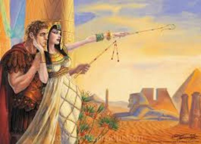 Mark-Cleopatra