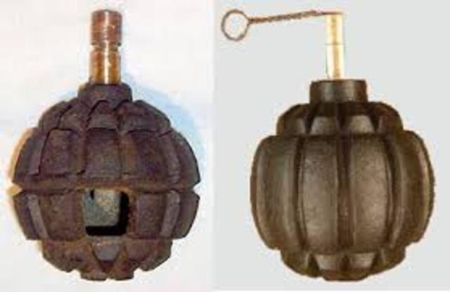 'Kugelhandgranate 1913'
