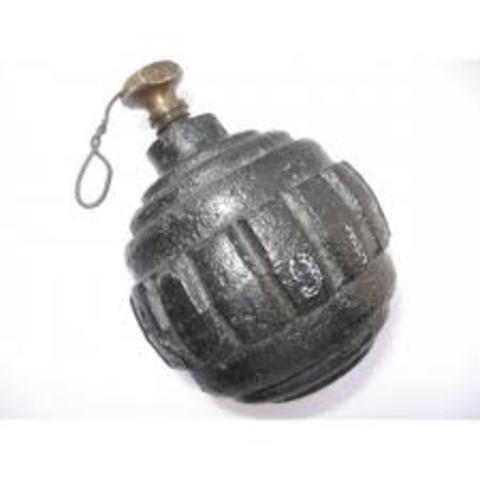 Kugel grenade Model 1915