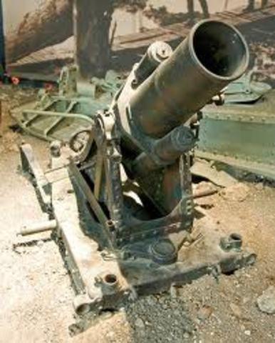 Trench Mortar