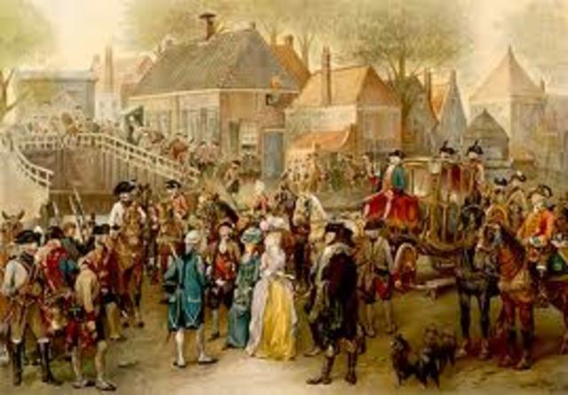 The Dutch Patriot Revolt