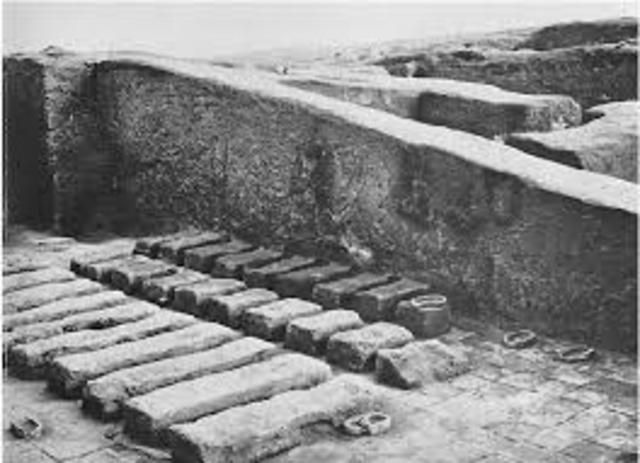 Sumerian Schools 3500 BC