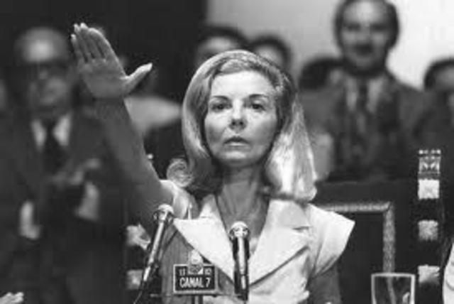 golpe de Estado contra María Estela Martínez de Perón