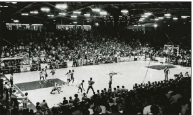 First Game at Racer Arena