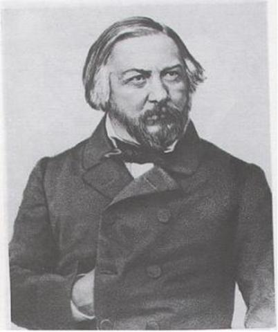 Mijaíl Glinka (1804-57)