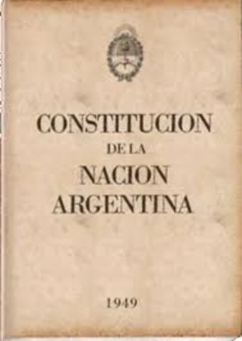 Régimen constitucional