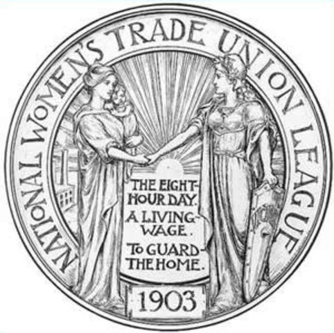 Women's Trade Union League (Unknown Month and Day)