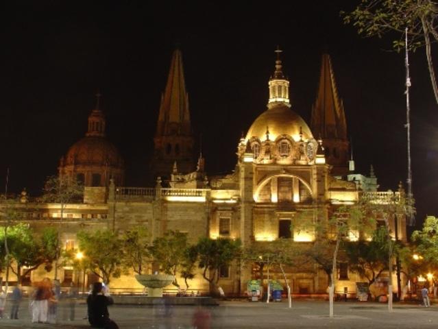 Studied aboard in Guadalajara, Mexico.