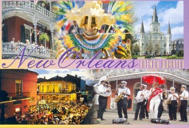 2nd trip to New Orleans