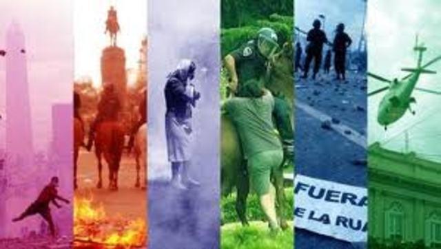 Argentina decae