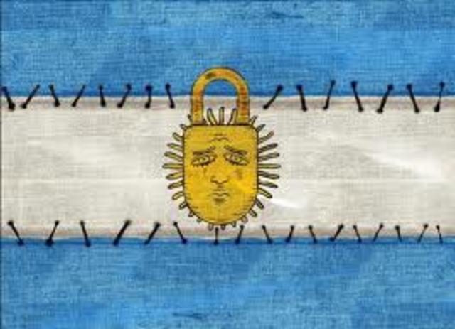 El Presidente argentino y el Presidente de Chile