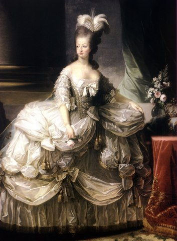 Queen Marie Antoinette is impeached