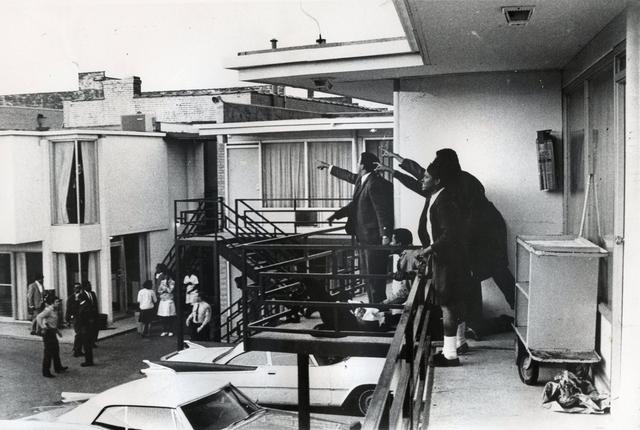 Assassination of Martin Luther King Jr. ; Sanitation Workers Strike