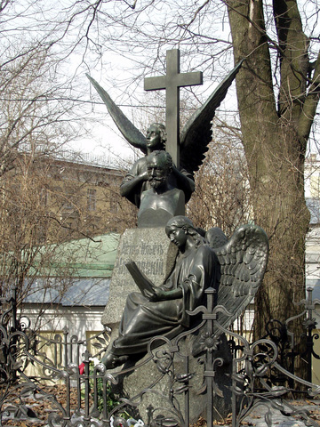 Tchaikovsky died from cholera