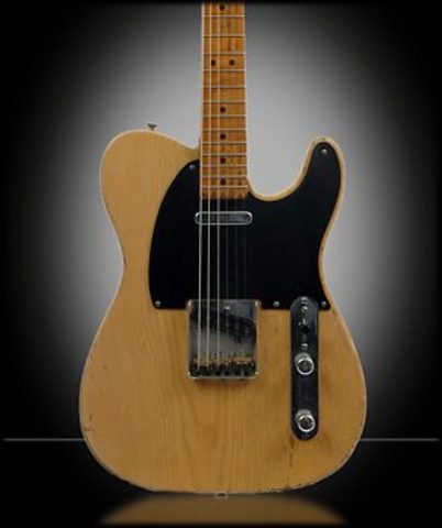 Launch of the Fender Telecaster