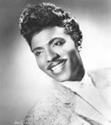 Little Richard's first release