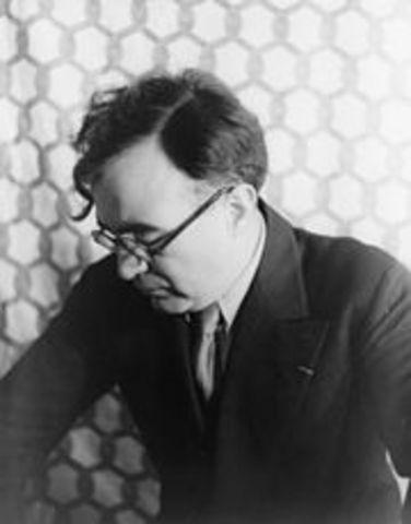 Carlos Chávez (1899-1978)