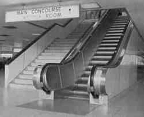 First Commercial Escalator