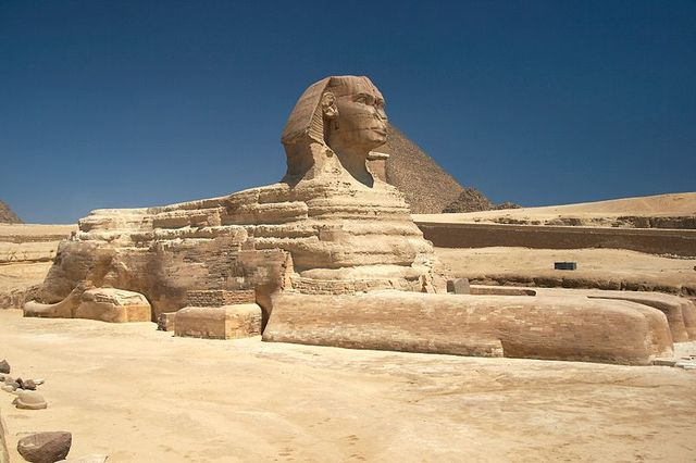 BC The Great Sphinx (Religion)