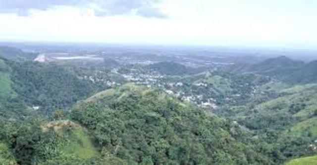 Topografia de Guaynabo