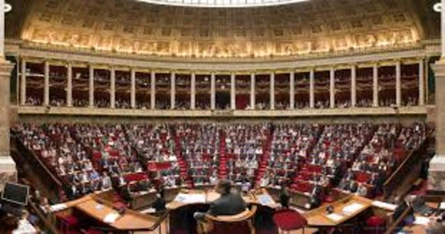 National Assembly created by Third Estate