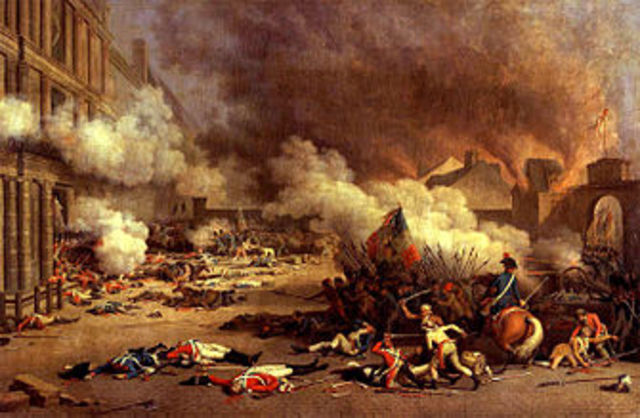 The Second Revolution of August 10, 1792